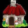 Small Cottage 01carmine