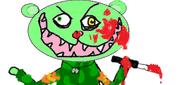 Bloody fliqpy by nati11184-d5nqhim