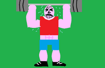 Big Picture - Weightlifter