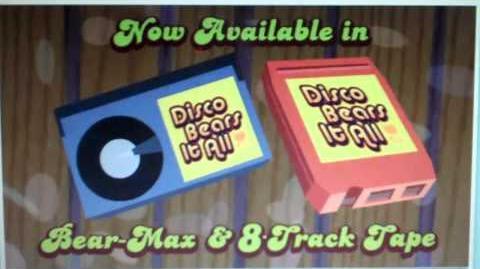 Disco Bear's All