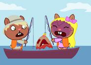 Piefishing