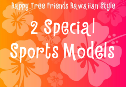 Card for 2 special sports models