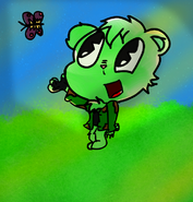 Cute little flippy by leehalea-d5owdr7