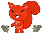 Huckysquirrel