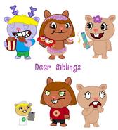 Deersiblings
