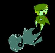 Flippy s shadow by cartunime500-d5qfdi2