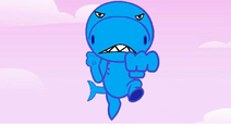 One Punch Shark