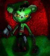 The green killer by leehalea-d5ppx4x