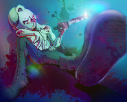 Bloody flipqy by kicktyan-d5nwruf