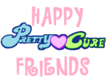 Happy Pretty Cure Friends