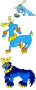 Pokemon HTF Lumpy by Skooterwolf