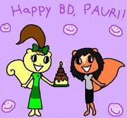 Happy BD Pauri by roolrool