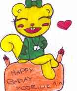 Happy B Day Yooriliz by Flippyna