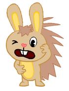 Hybrid Rabbit-Hedgehog