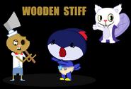 Woodenstiff