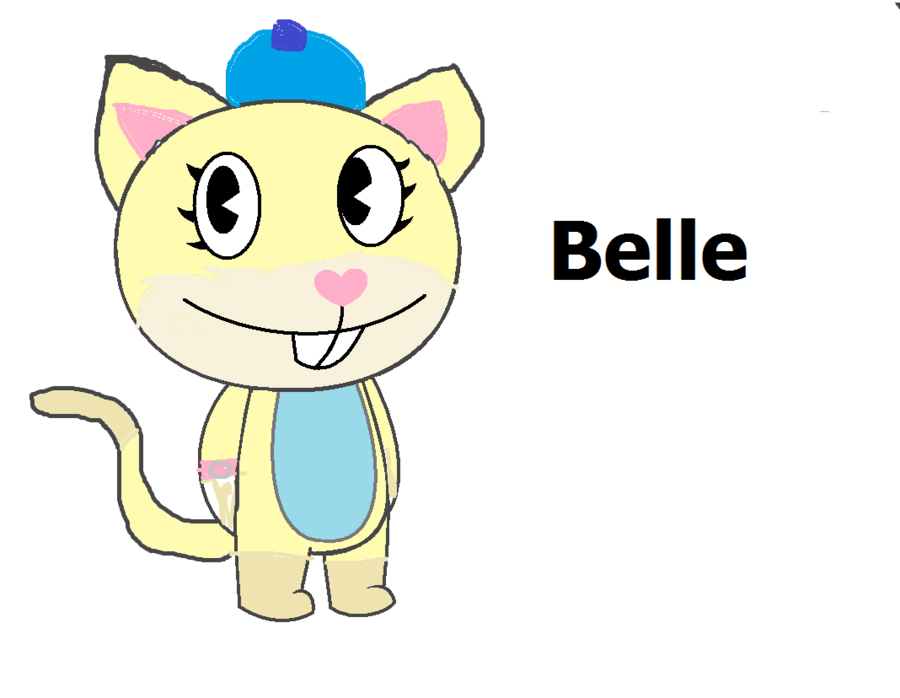 Image - S3E9 Giggles and her cat.png | Happy Tree Friends ... |Happy Tree Friends Cat