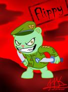 Flippy by kagurasancosplayer