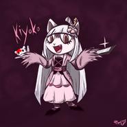 Spooktober 1 Kiyoko