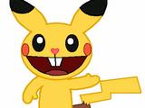 Pikachu (Pokémon, HTF Version)