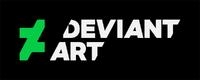 Deviantart logo detail