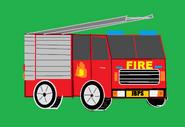 Big Picture - Fire Truck