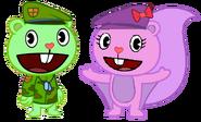 Flippy & Sheega