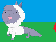 Sheepy the Wolf