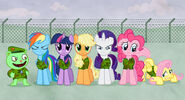 Flippy s new recruits by culu bluebeaver-d665rsq