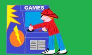 Big Picture - Arcade Machine