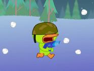 Snowfightkringle
