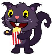 Popcornbinturong