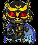 Dark Militia Leader
