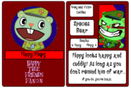 Flippy Trading Card