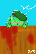 Htf flippy o flipqy i m angry because by jhossrlyn g-d6g212d