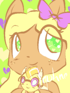 Happy Tree Friends - Daphne the Tsundere Mouse-Deer