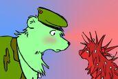 Flippy and Flaky by TwilitWolfAmaterasu