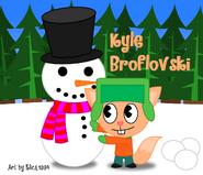 Kyle broflovski in htf rq by elica1994-d481q77