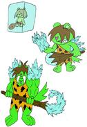 Pokemon HTF Cro marmot by Skooterwolf