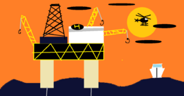 Big Picture - Oil Rig
