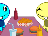 Flippin' Burgers (Rex Version)