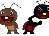 Weevil and Kneevil