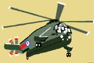 Big Picture - Military Helicopter