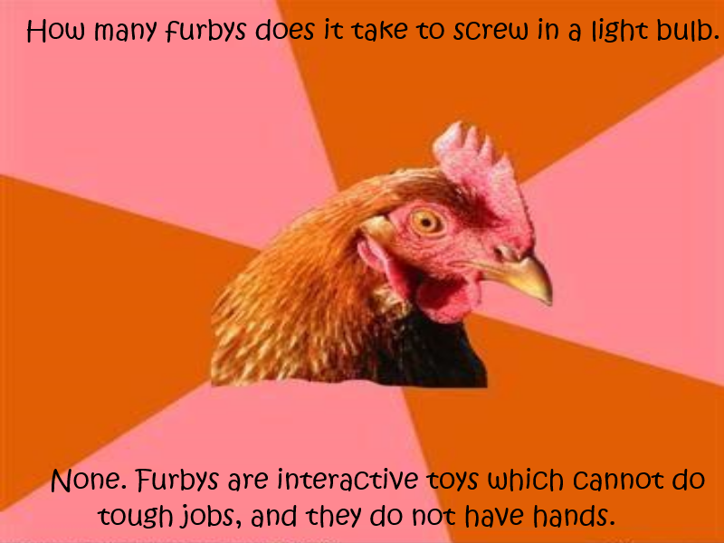 Anti Joke Chicken Sally: Image - Anti Joke Chicken Furby.png