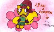 XxLike a FlowerxX by AvergerLonelyGirl