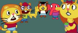 The Five Friends