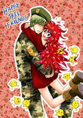 Flippy hug by norwan-d4gqtv4