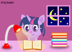 Htf twilight is studying by elica1994-d4bjte0