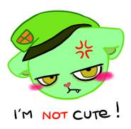 Flippy is not cute by x alichan x-d5nh63b