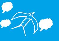 Skywritten Swallow