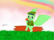 Peace by blueyserperior-d6a58at